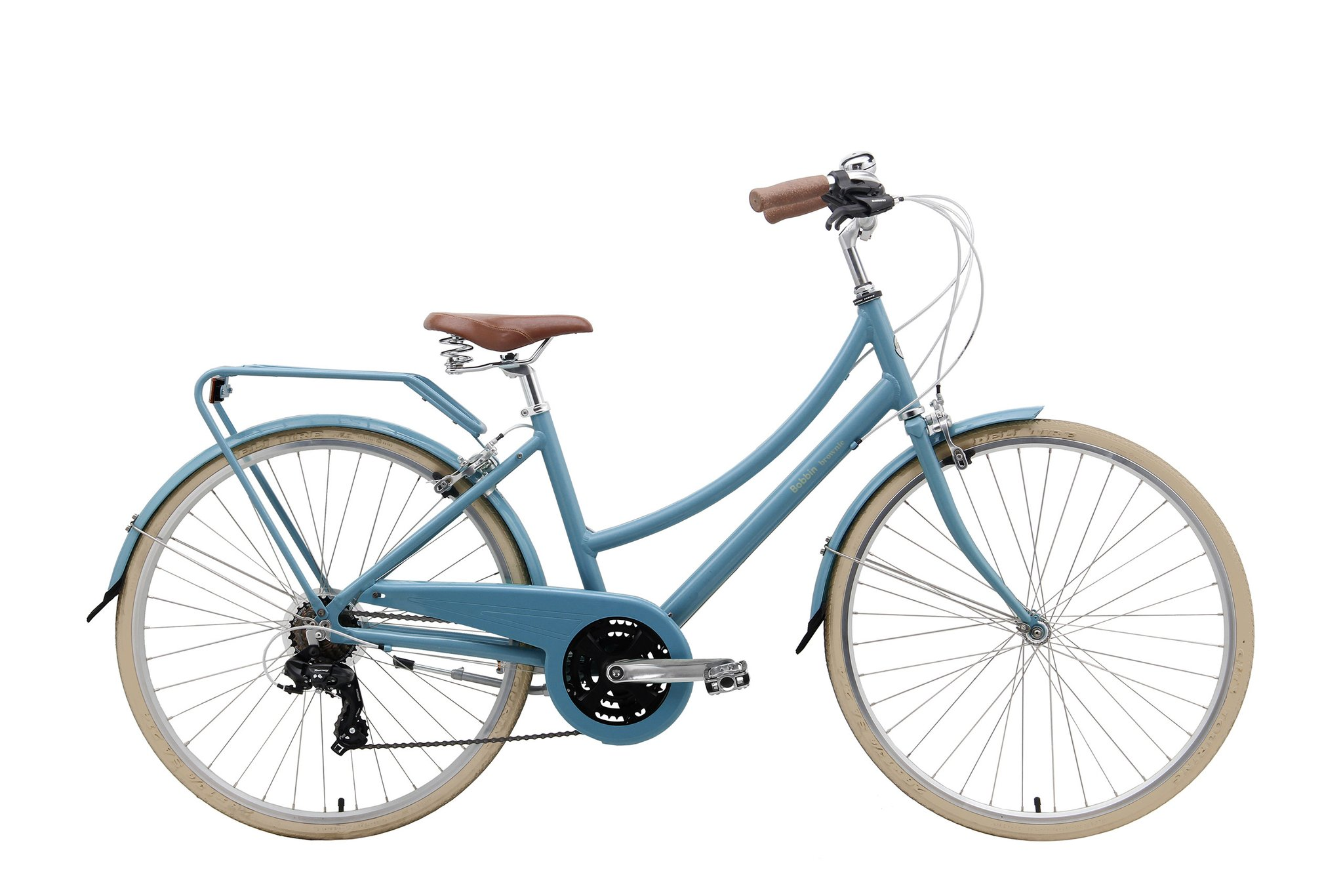 Vélo Ville Brownie 21v